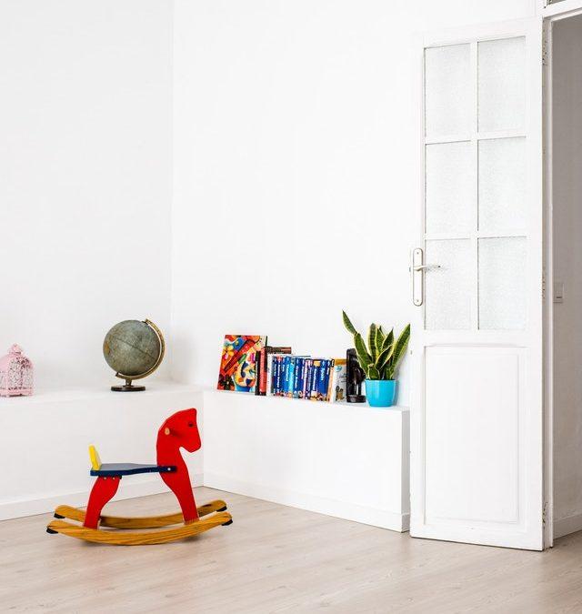 Tips voor het stijlen van je babykamer