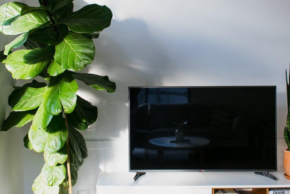 Een passend TV meubel is een must voor je woonkamer